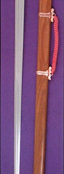 The 2009-GT Practical Tai-Chi sword, also known as SH2009 Practical Taiji Jian.