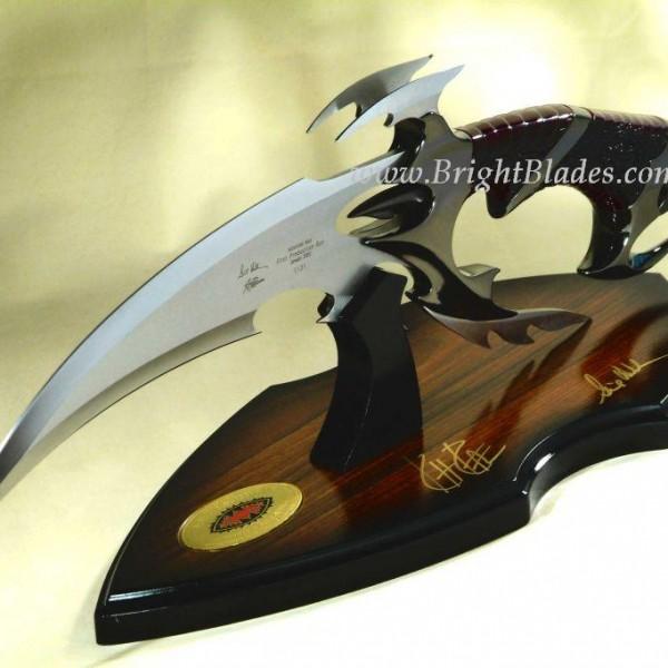GH2025 Eye of Drakonus fantasy dagger