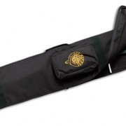 The OH2159 Double Sword Carry Case by Hanwei is designed to safely carry your katana or boken.