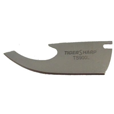 All TigerSharp™ knives feature patented RES™ technology to make sure they are always sharp and ready. Tigersharp™ uses Cryogenically treated GIN-5 steel cutting edges.